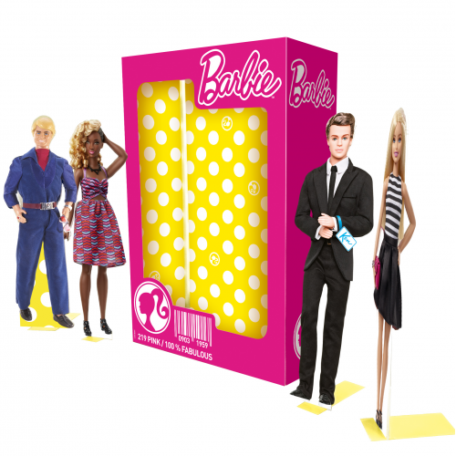 CABINE PHOTOCALL BARBIE